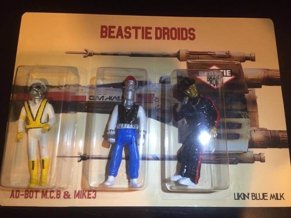 Beastie Boys Dead Greedy