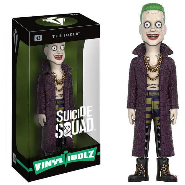 DC Suicide Squad- Vinyl Idolz- The Joker by Funko vinyl idolz