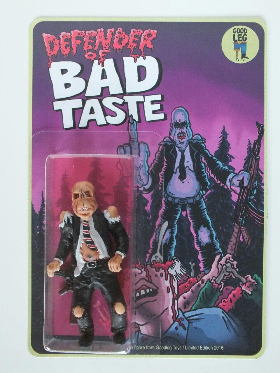Defender of Bad Taste by Goodleg Toys 1