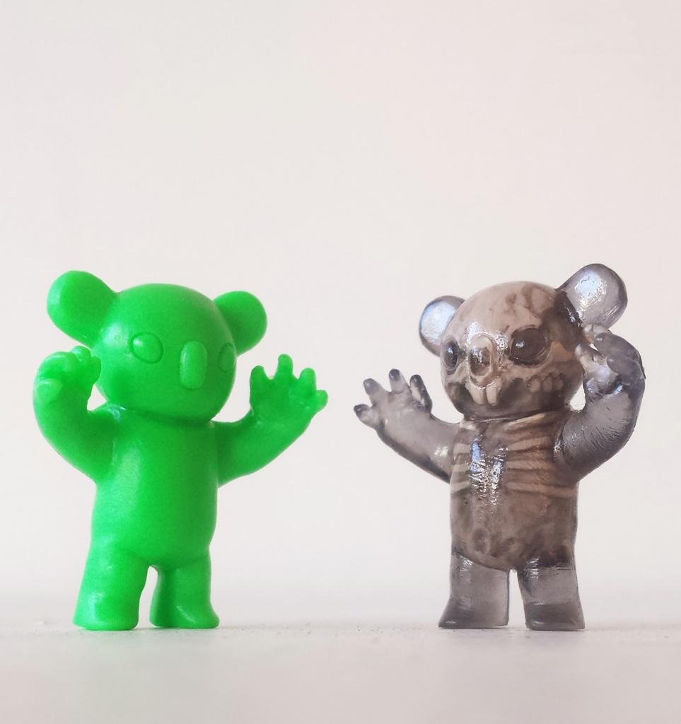 Scott Wilkowski WOOTKOWSKI Woot Bear gallery twin