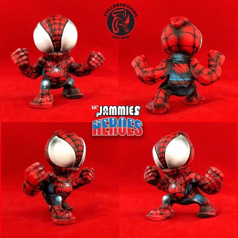 Spiderman Venom Lil Jammie Heroes By Fuller Designs