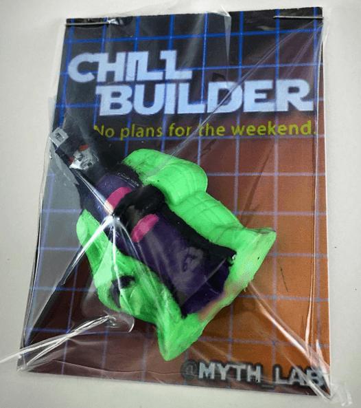 mythlab chillbuilder 2