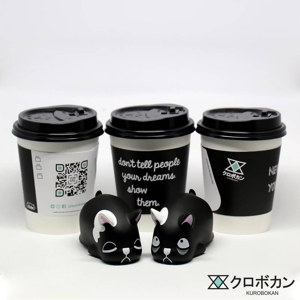 Daydream Nimbus Black Ver By Kurobokan x Paulus Hyu coffee