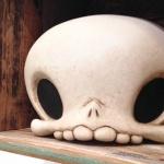 Kathie Olivas GID Scavenger Skull Outer Limits