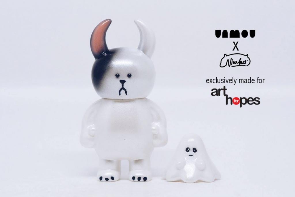 Hope Uamou - UAMOU x Nimbus Paulus Hyu