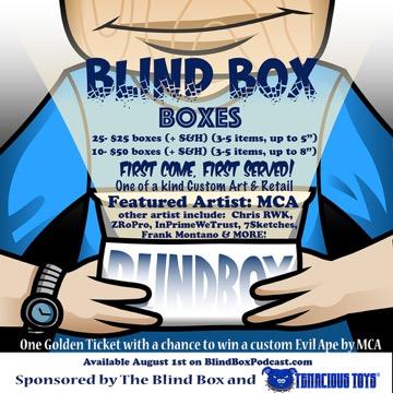 BlindBox-Boxes