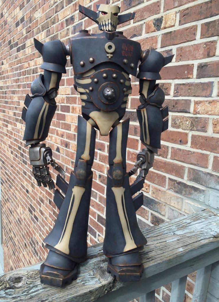 Bones Custom ThreeA WBR Remus By SoKo Cat
