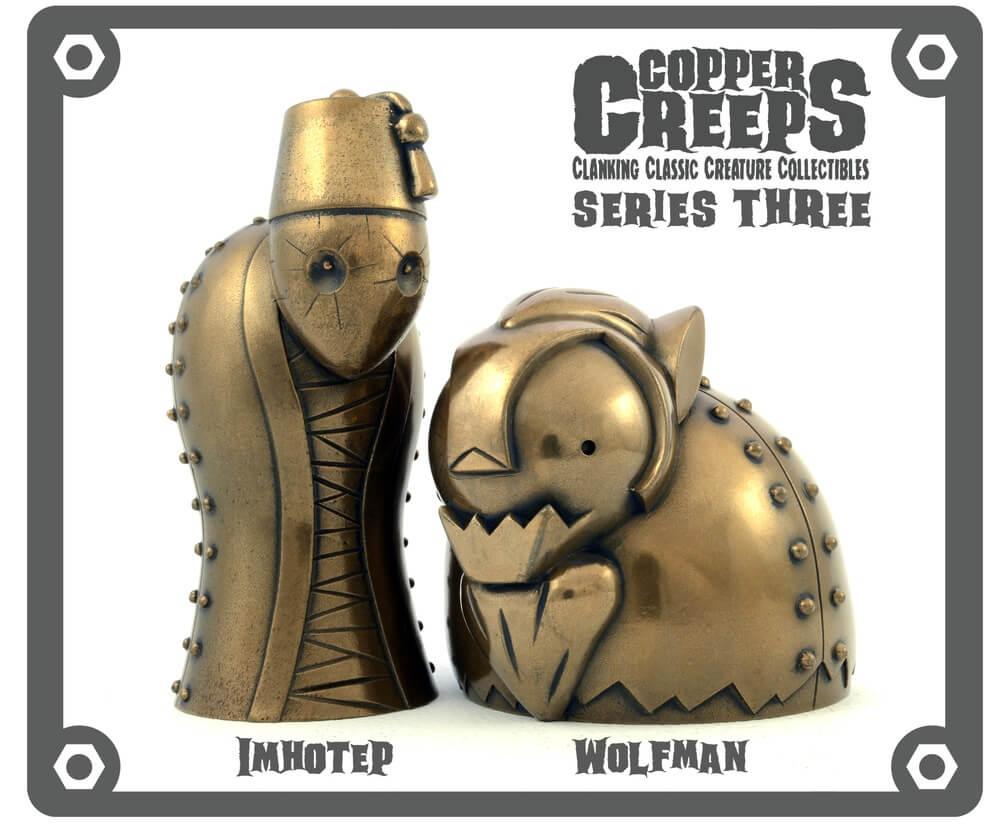 Copper Creeps Series 3 Metal DOKTOR A