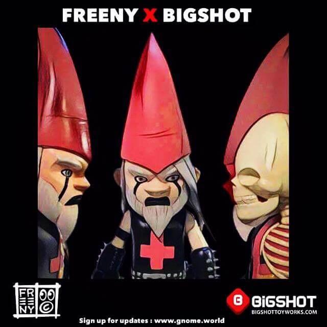 Freeny x Bigshot GnomeBoys Anatomy