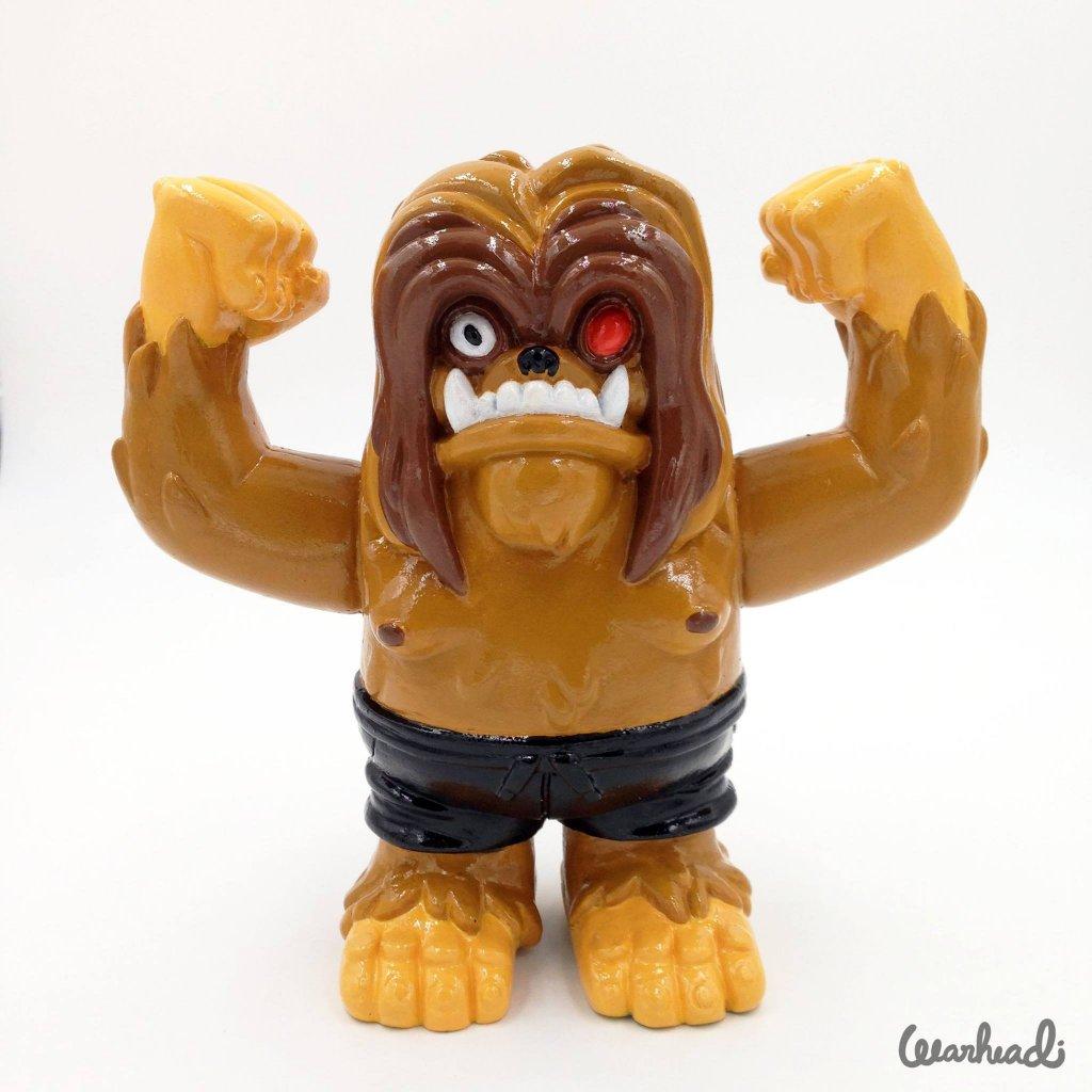 Gaint Gogo By WARHEAD resin toy