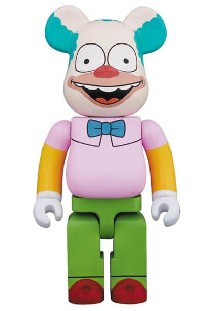 Krusty the Clown Bearbrick