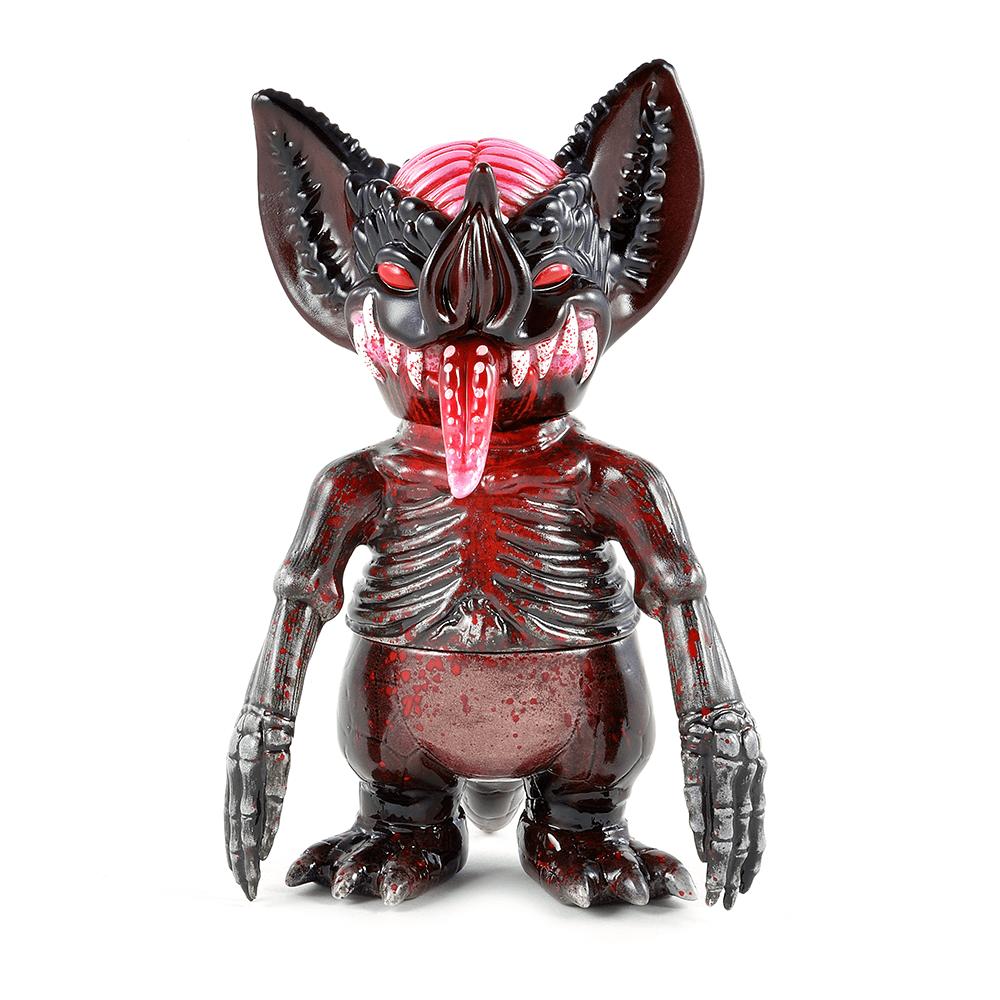 Skel Bat custom Mini Mockbat hellbox By Shify Toys fukk