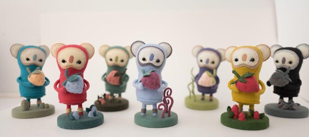 Woot Berries By Melissa Sue Stanley x Woot Bear 3