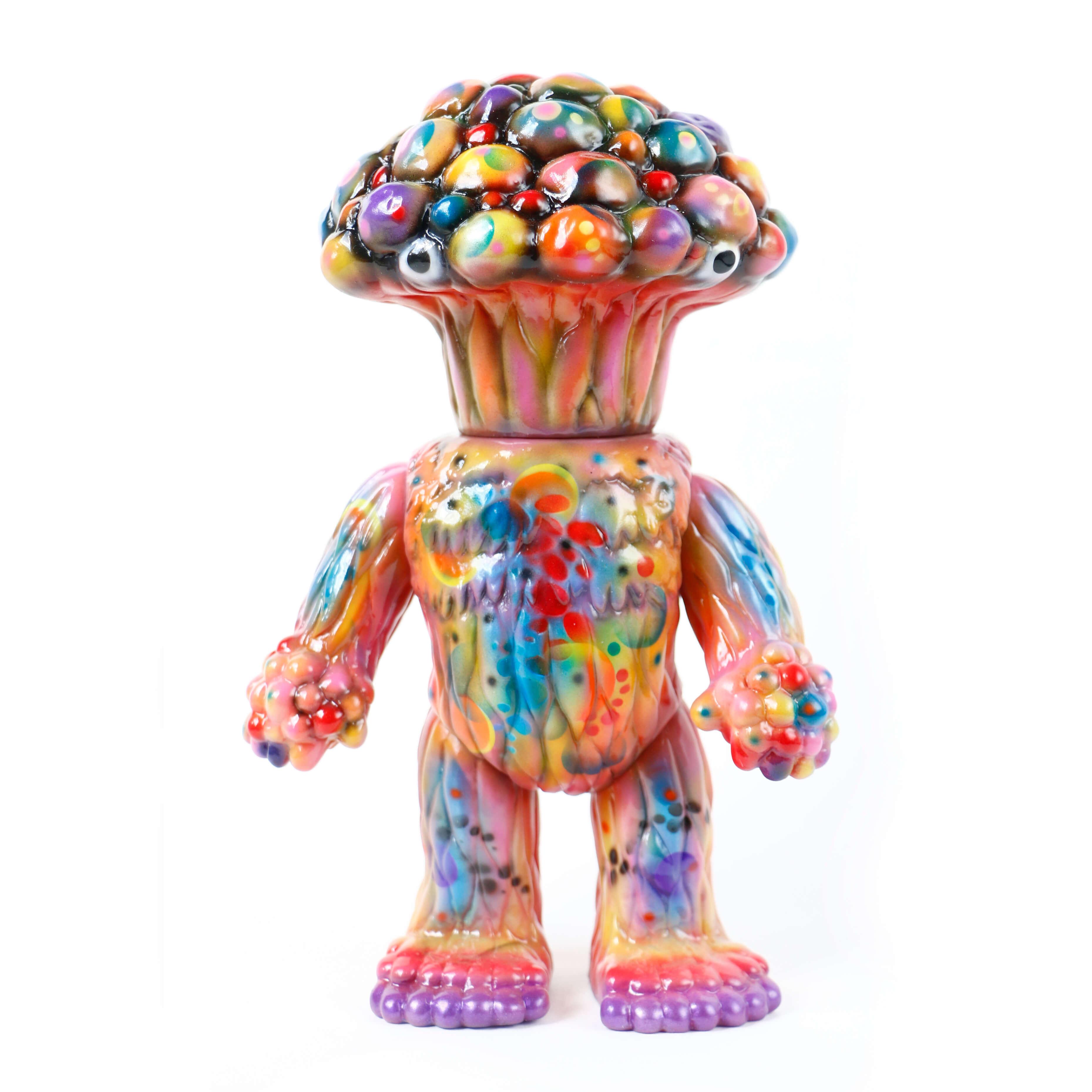 ZKT Art custom Marmit Matango Mushroom Man