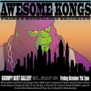 awesome kongs show