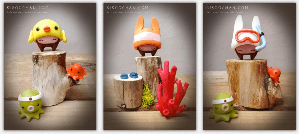 Greetings from Series By Kiboochan 5