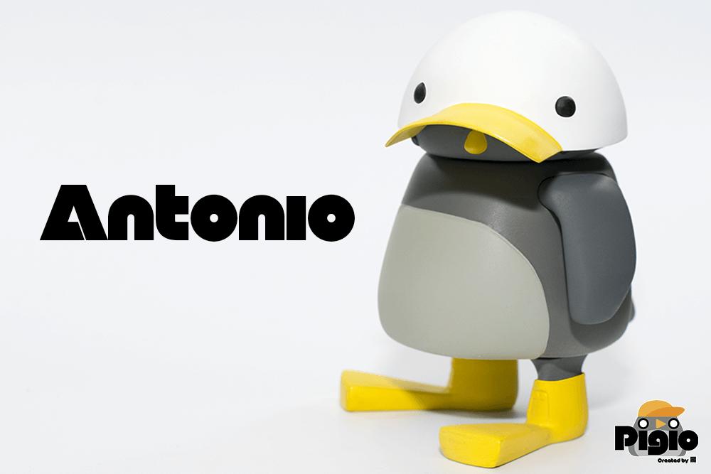 Pigio Series One By Zipbox Antonio