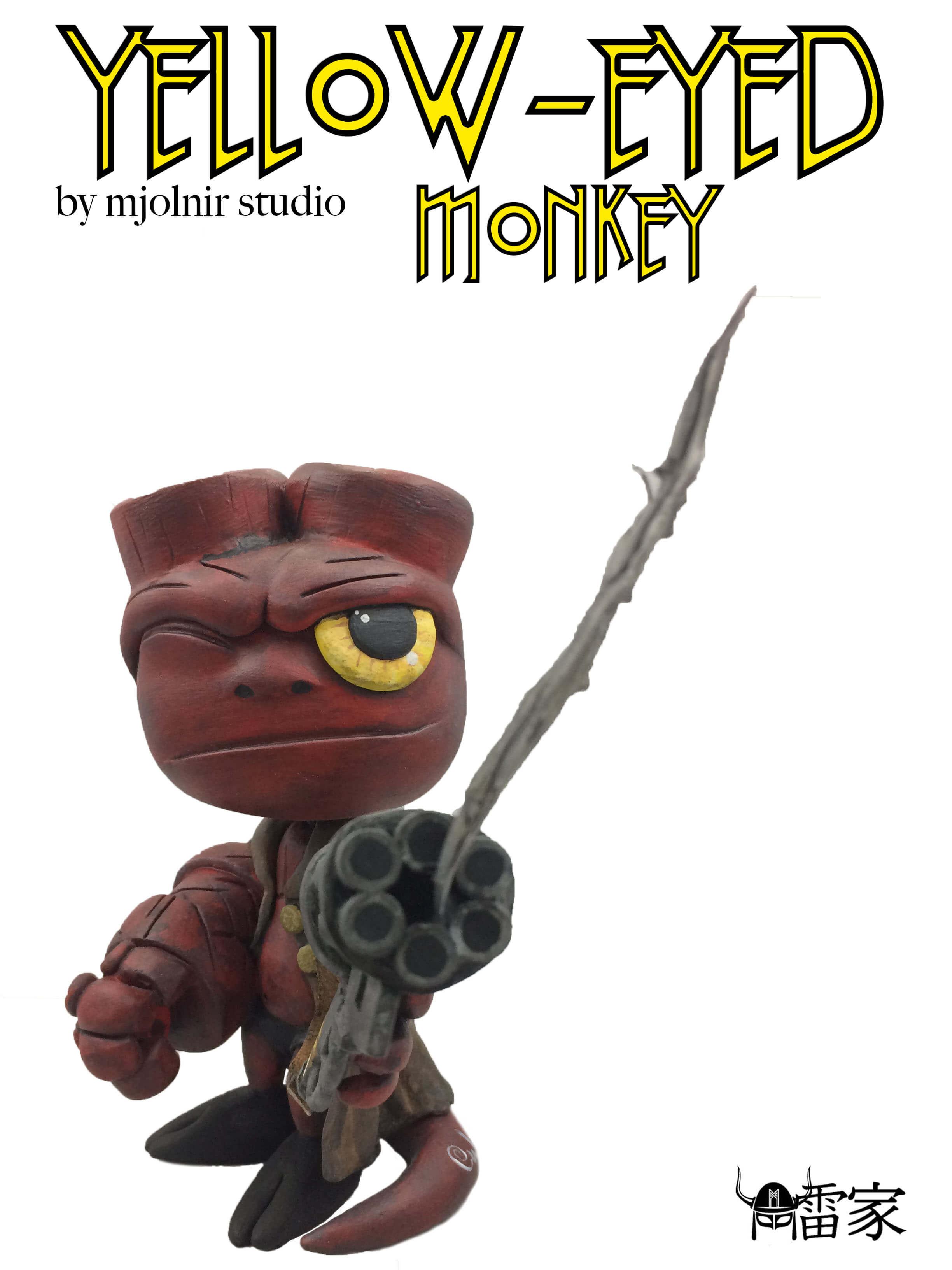 yellow-eyed-monkey-reveal-by-mjolnir-studio