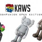 kaws-companion-open-edition-medicom-announcement