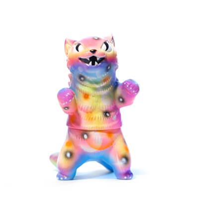 zkt-custom-neon-z-kaiju-negora-cat