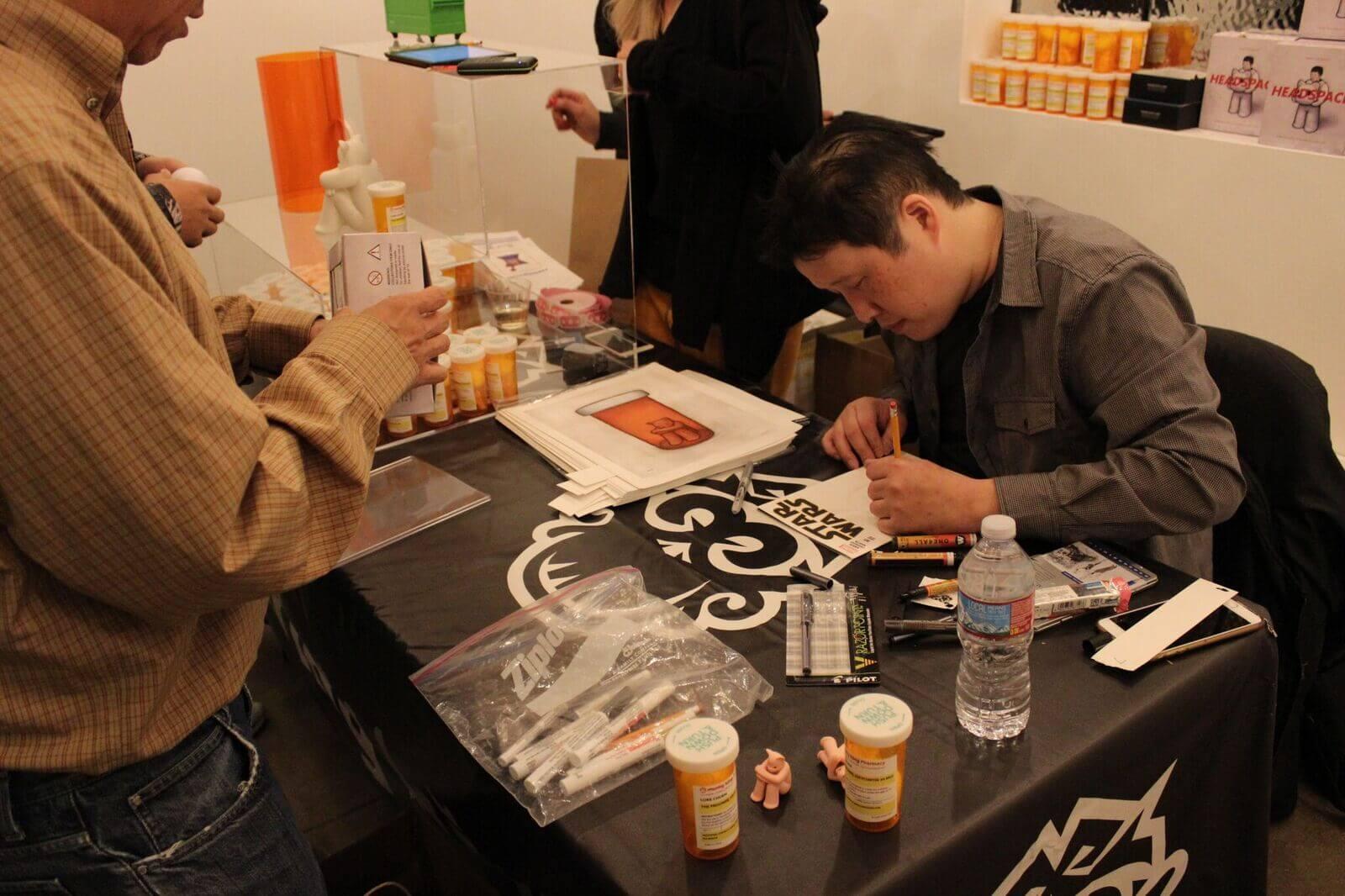 luke-chueh-munky-king-signing