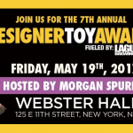 7th-Designer-Toy-Awards-Spurlock-Featured
