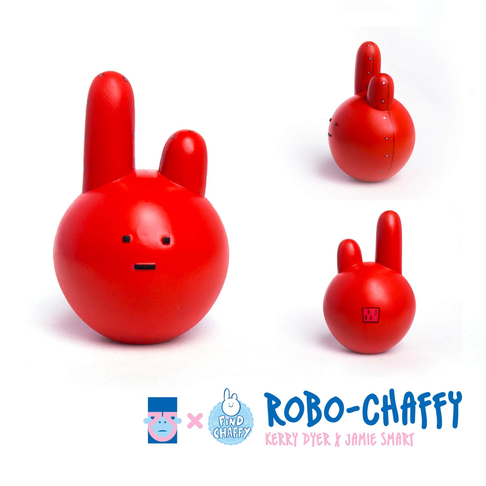 Red Robot Chaffy1 insta2