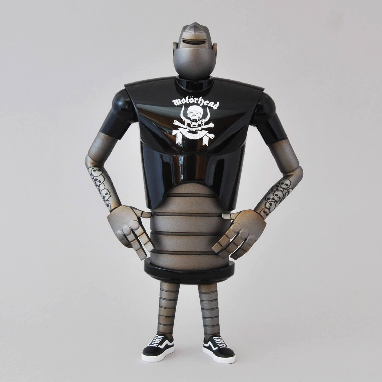 Urban Iron - Motorhead By Robotic Industries 2017 Toycon UK clothing off