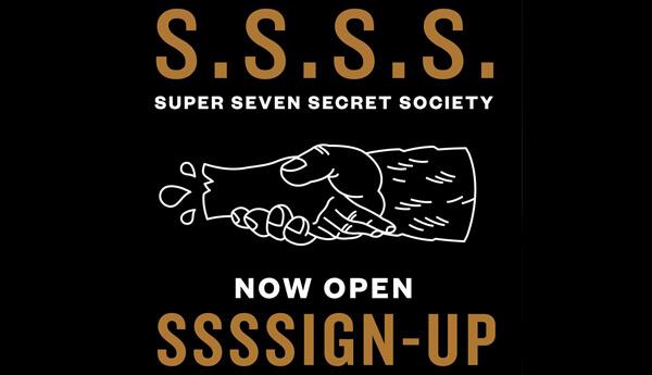 The Toy Chronicle | Super Seven Secret Society Membership 2017