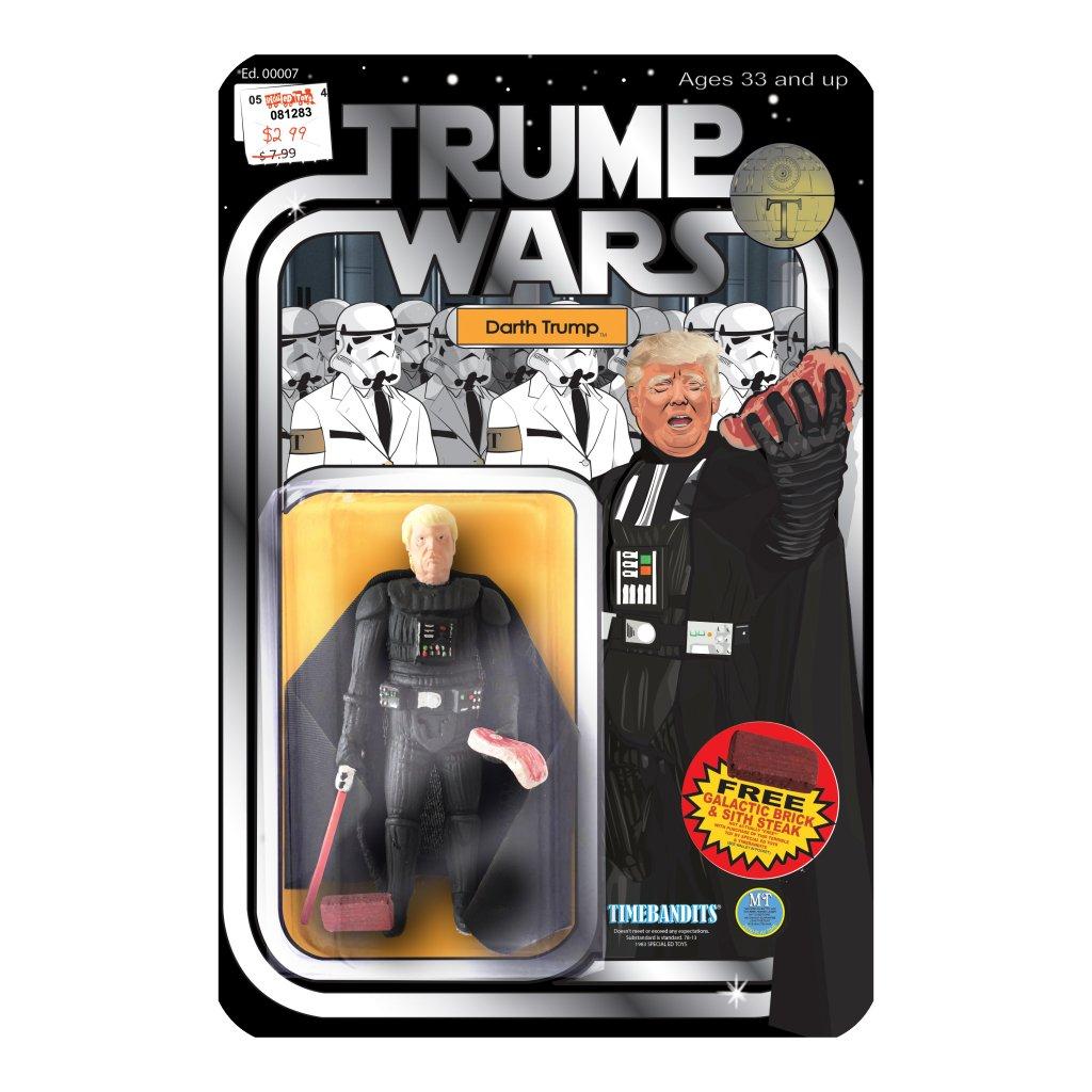 Trump Wars - Card Art