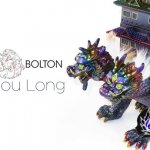 BLACK SEED TOYS x Candie Bolton Yu Shou Long Lottery featured