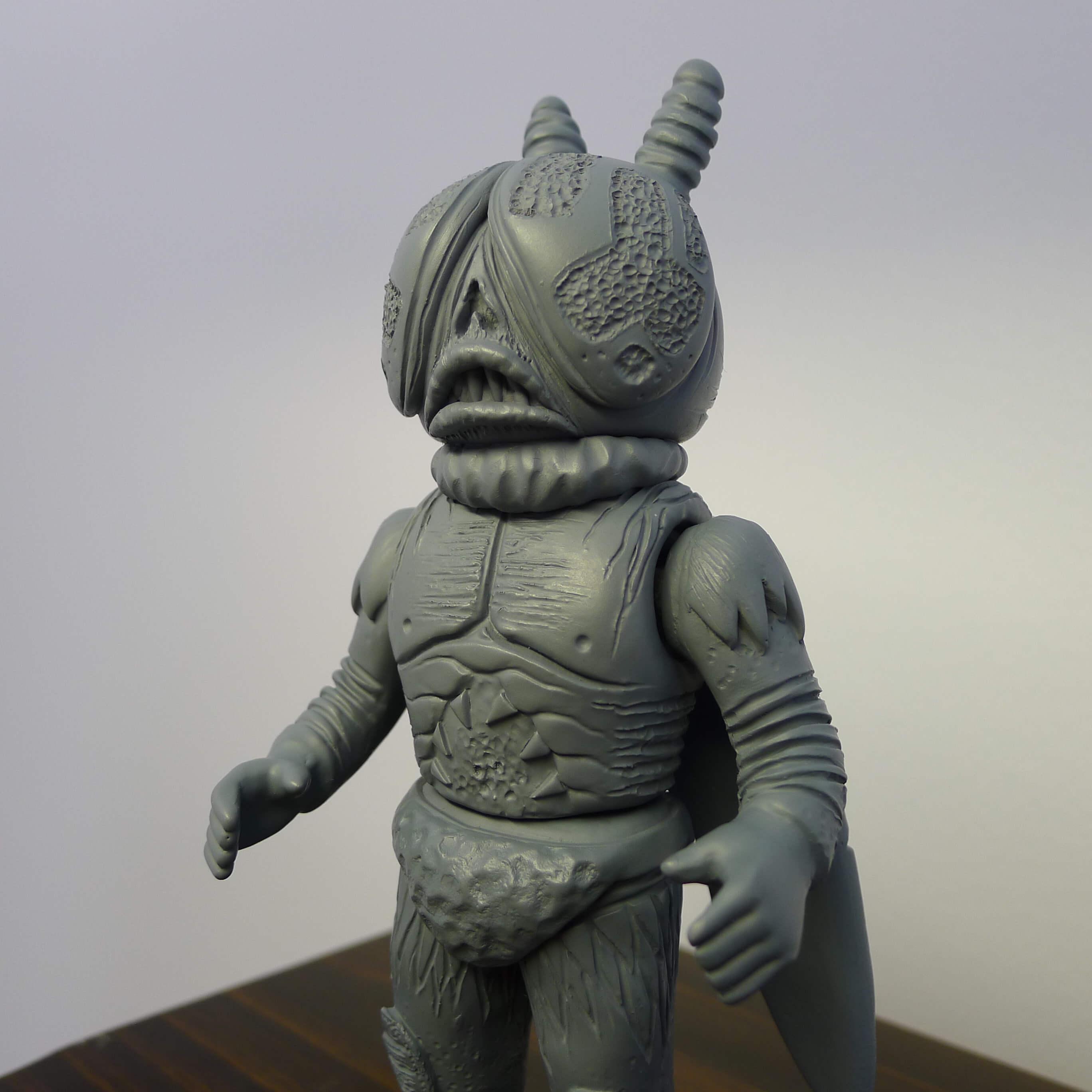 Brent Nolasco's Insecticide Sculpt Reveal