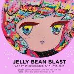 Jelly Bean Blast - Art By Stickymonger at Woot Bear TTc