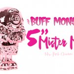 New Pink Chrome Mister Melty By Buff Monster