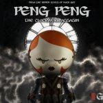 Peng Peng Gold Life series By Huck Gee x Mighty Jaxx TTC