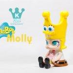 Spongebob Molly By Kenny Wong x Unbox Industries x Spongebob
