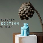 The Prisoner - Xanax Edition by Luke Chueh x Munky King Toys Update