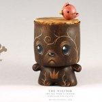 The Visitor - Custom Marshall BUBBLEGUM BIRD Edition By SQUINK