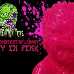 miscreation toys autopsyzombiestaplebaby pretty in pink featured