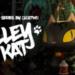 Alley Kat from Toshi Neko series by Clogtwo x Mighty Jaxx The Toy Chronicle