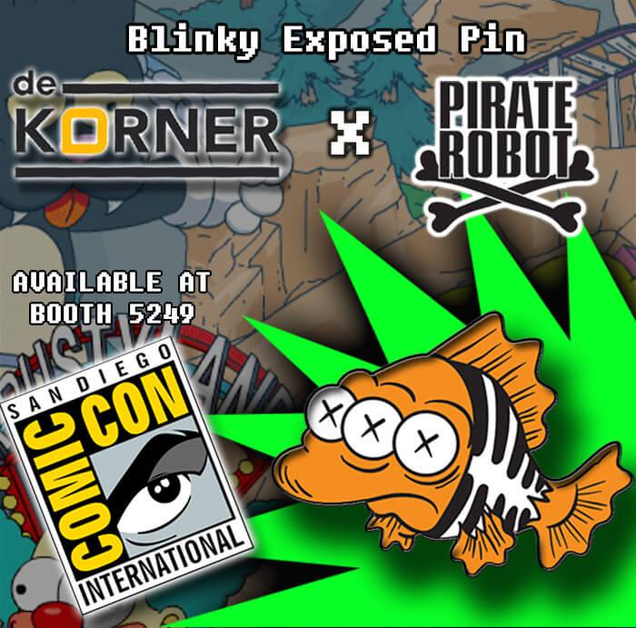 Blinky Exposed