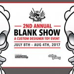 Clutter Gallery presents- The 2nd Annual Blank Show featured