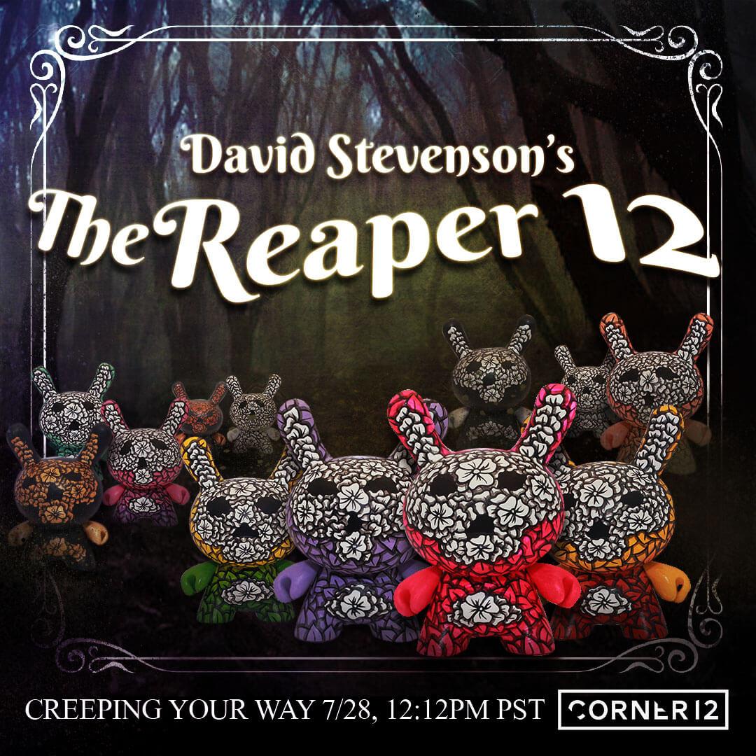 Dave Stevenson Reaper 12
