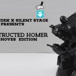 Deconstructed Homer - Night Moves Edition by Matt Gondek x Silent Stage TTC