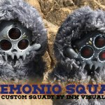 Demonio squad Custom SquadT by Ink Visuals TTC