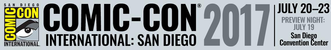 SDCC 2017 banner