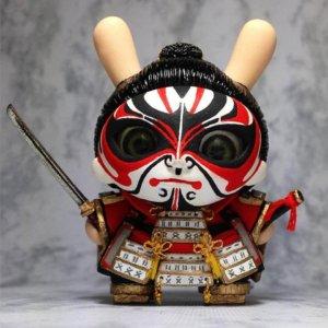 Senbazuru Samurai by Jump Jumper Ant