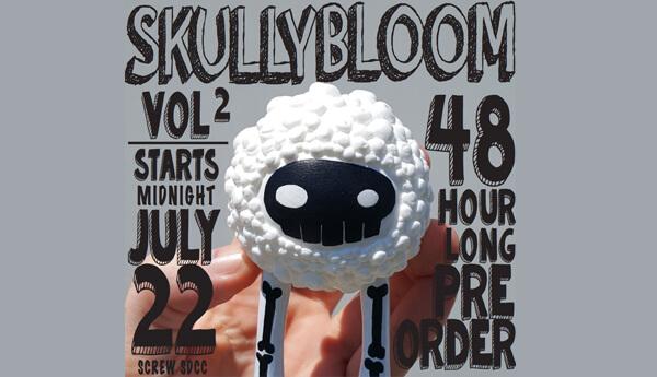 Skully Bloom Vol 2 By Kyle Kirwan 48 Hour Pre-order