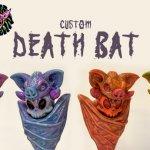 Wonder Goblin Custom Death Bat Release TTC