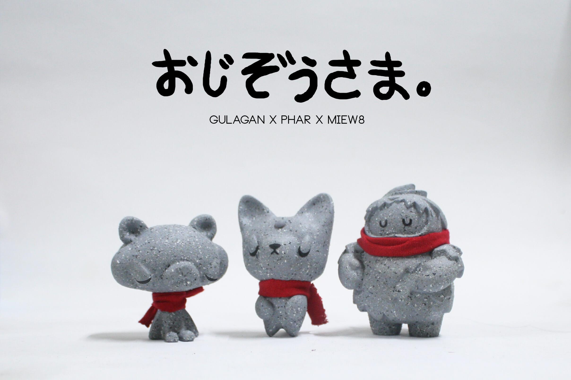 Ojiso-sama Jiso-sama Edition by GULAGAN x PHAR x Miew8